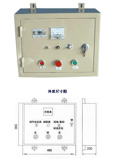 挂壁式控制箱-常州文强阀门控制设备有限公司